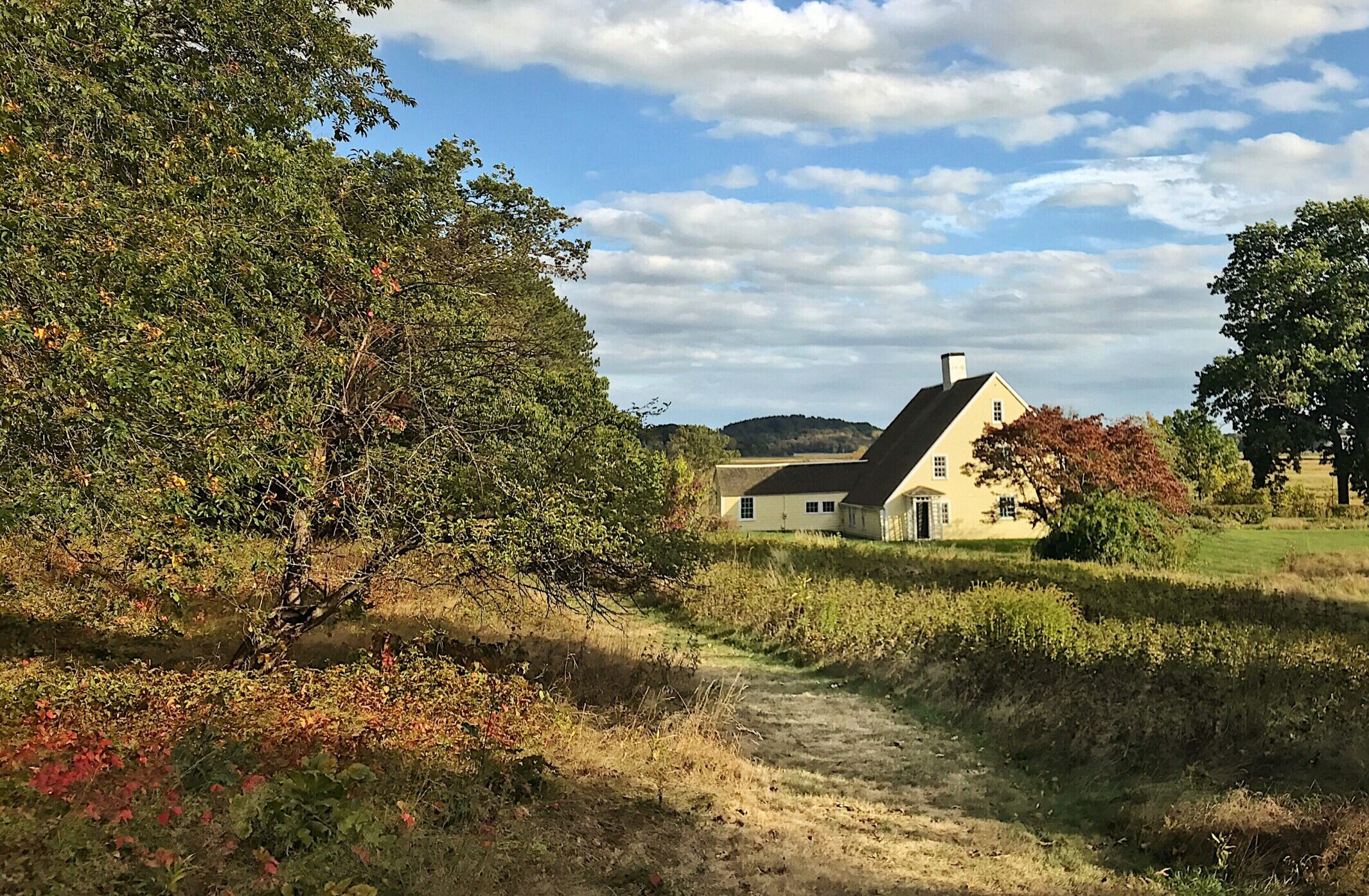 Greenwood Farm, Paine House