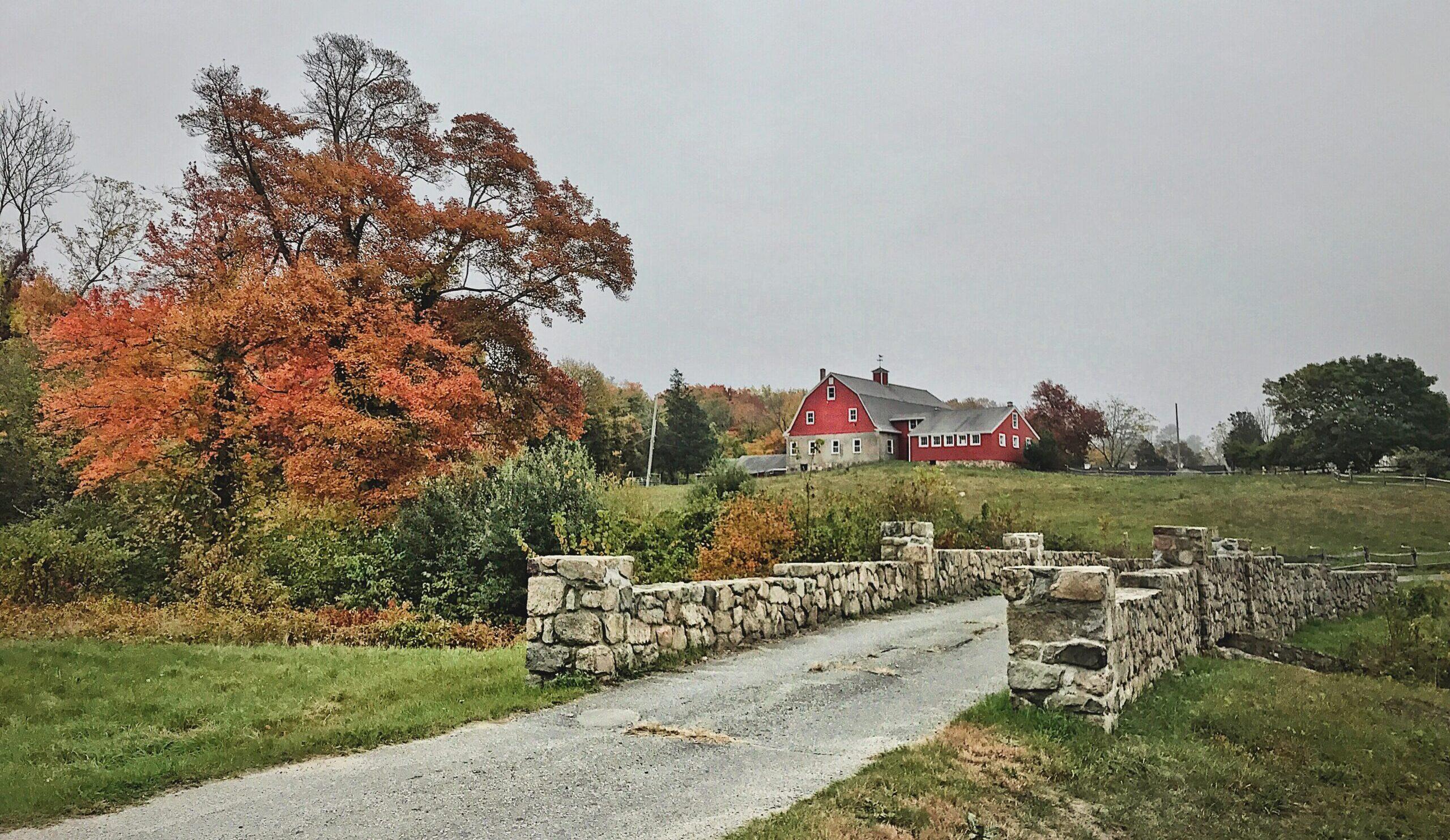Weir River Farm Barn