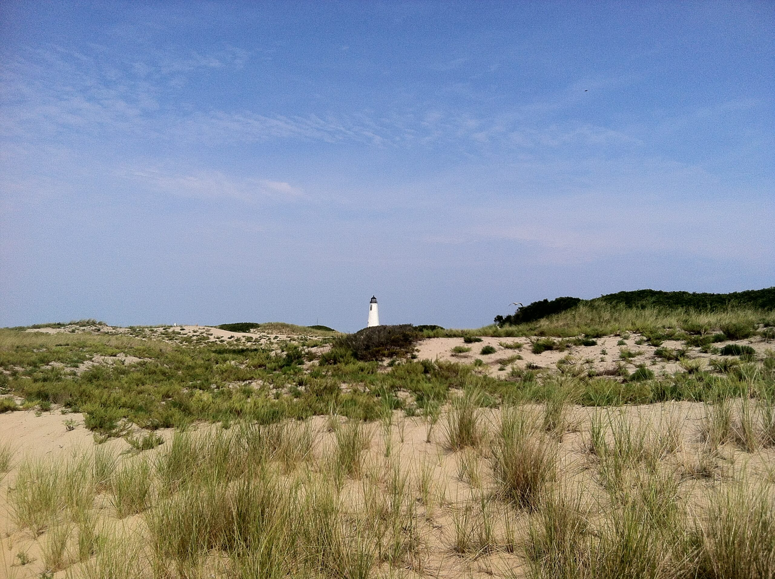Great point Lighthouse at Coskata-Coatue