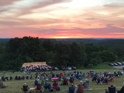 Summer Concerts at Fruitlands