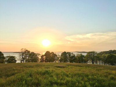 planters hill sunset