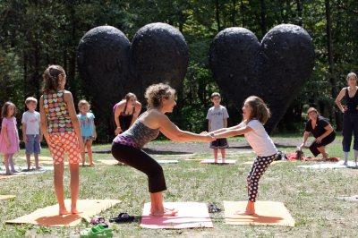 deCordova Yoga for Kids