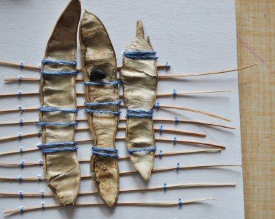 Found Objects & Hand Stitching Workshop
