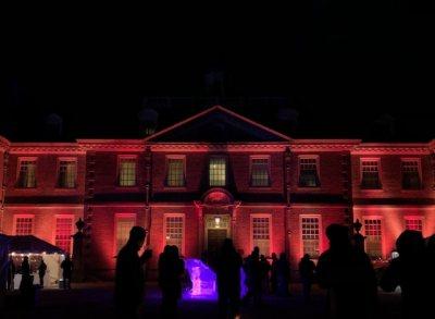 Great House Illuminated