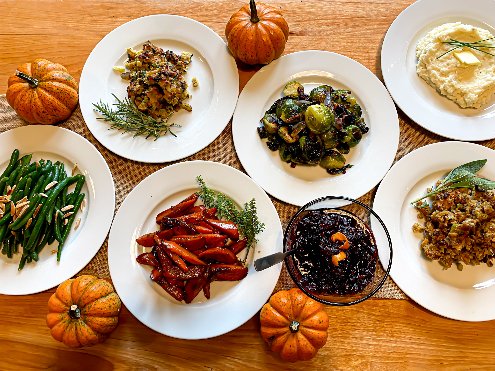 Powisset Thanksgiving PreOrder