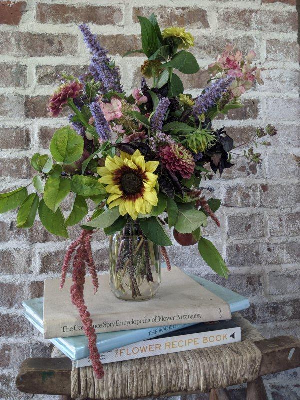 Naumkeag bouquet