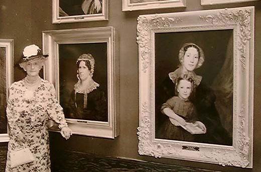 Art Gallery at Fruitlands
