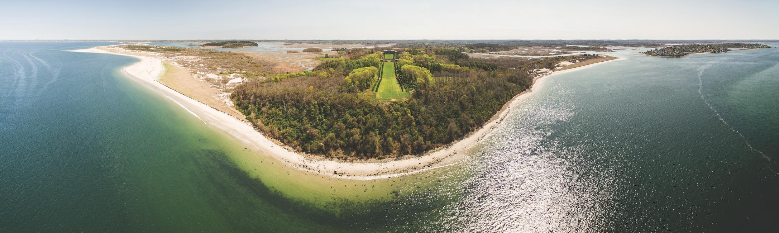 Crane Beach panorama