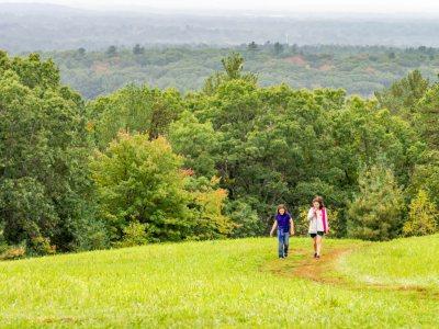 ward hike