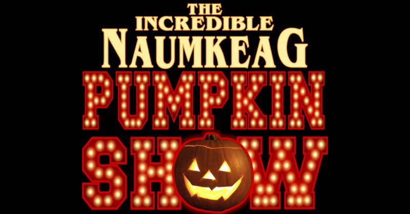 Incredible Pumpkin Show