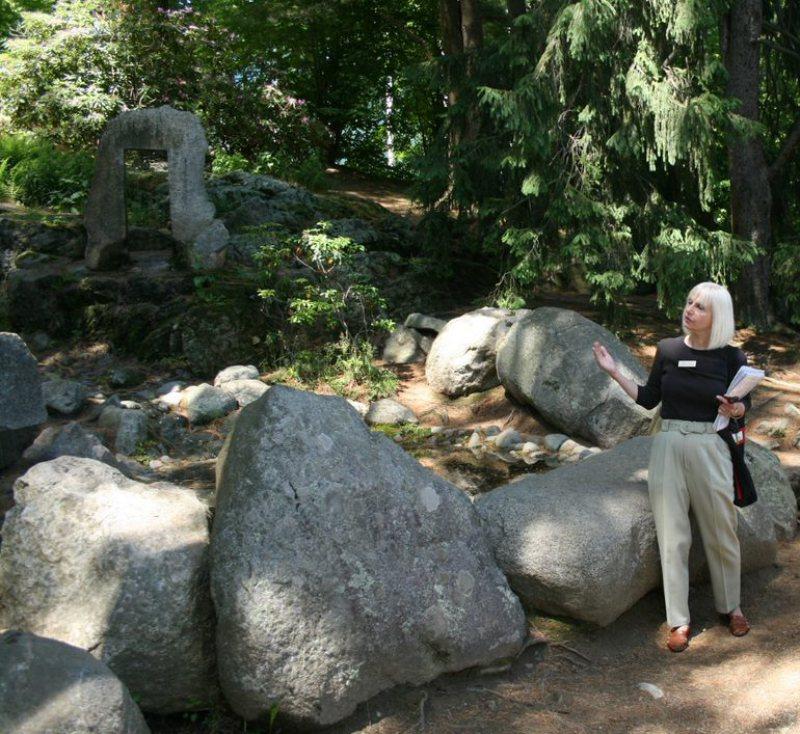 Guided Sculpture Park Tour