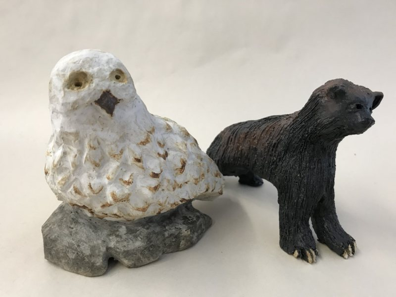 Winter Work From Home Clay Workshop