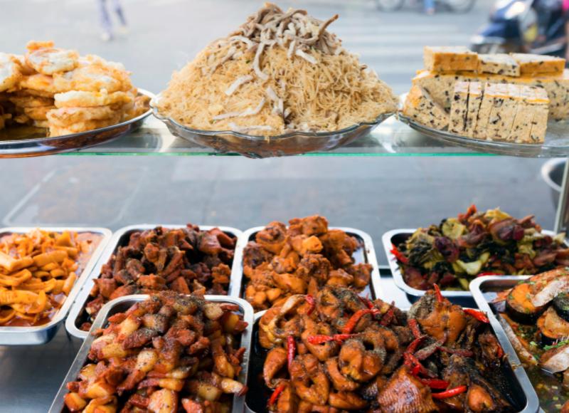 street food powisset