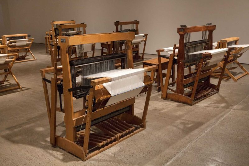 gallery weaving