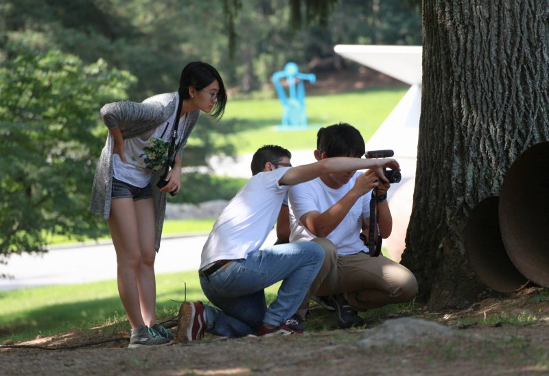Discover Filmmaking at deCordova