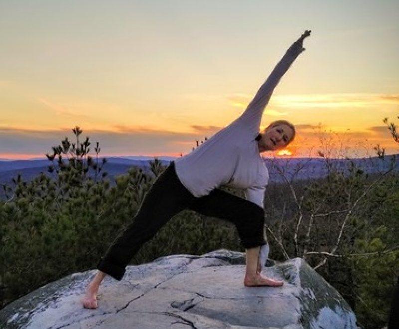 morgan yoga