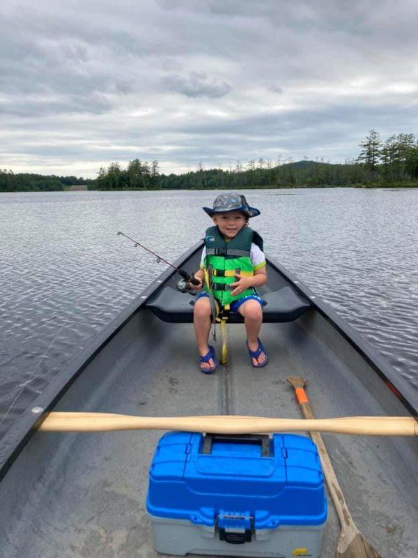 Fishing at Tully