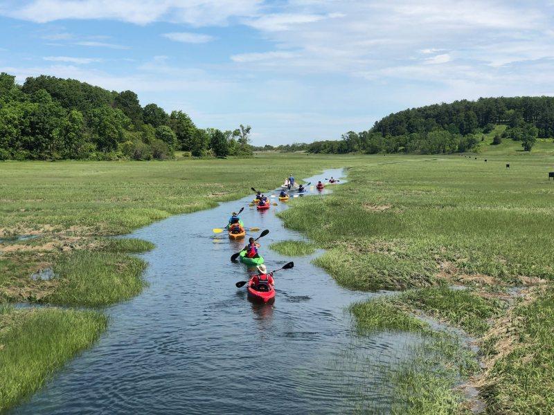Kayak Fox Creek