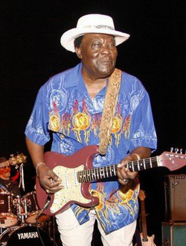 Luther 'Guitar Junior' Johnson