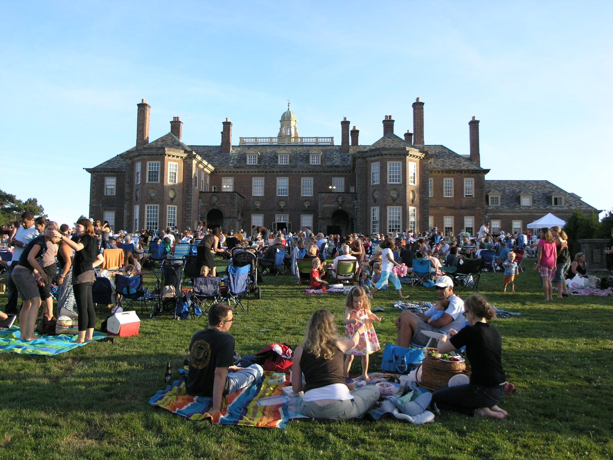 Summer Concert at Castle Hill