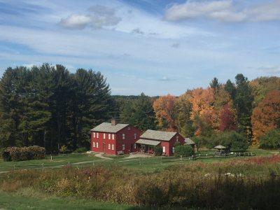 fall fruitlands