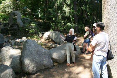 Public Sculpture Park Tour