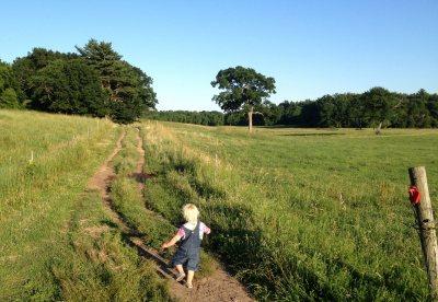 Kid Hiking
