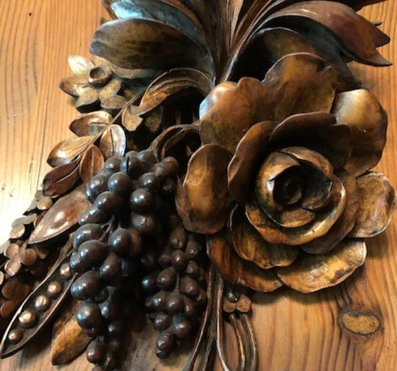 grinling gibbons woodcarving