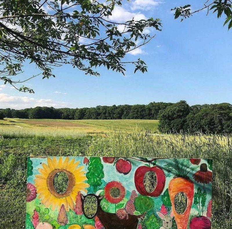 Chestnut Hill Mural