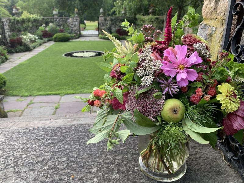 Farm to Table floral workshop