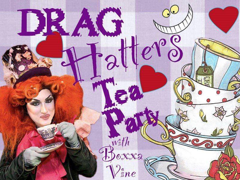 Drag Hatter's Tea