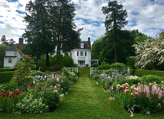 Stevens-Coolidge House and Gardens
