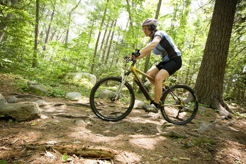 Mountain biking in the Berkshires