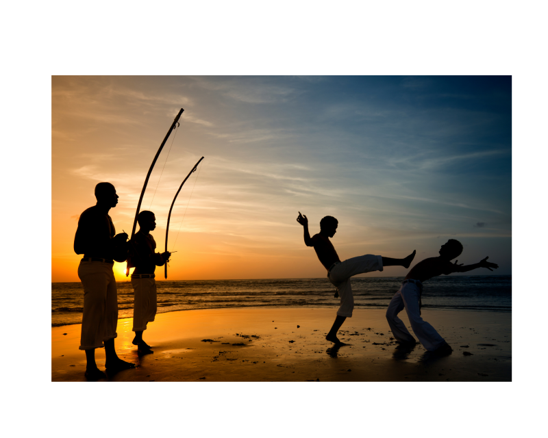 BWI Oceanside Capoeira