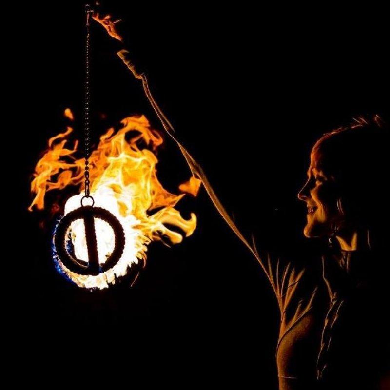 Tetra fire dancer