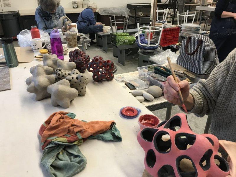 Ceramics Open Studio at deCordova