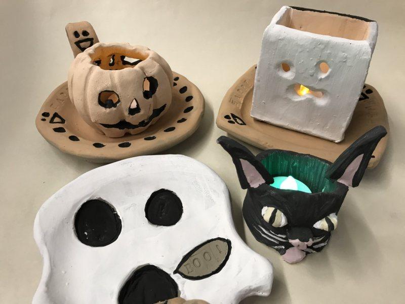 Halloween Lantern Workshop