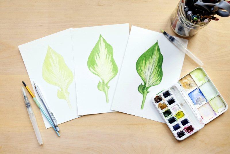 valerie mercier leaf