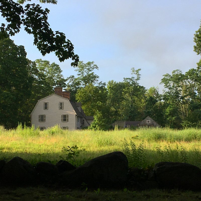 Old Manse in July
