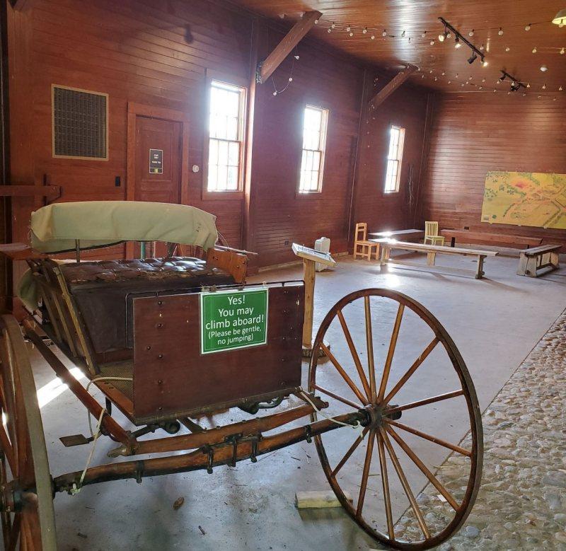 appleton carriage 2